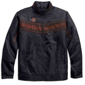 Harley-Davidson® Men's Lightweight Nylon Jacket